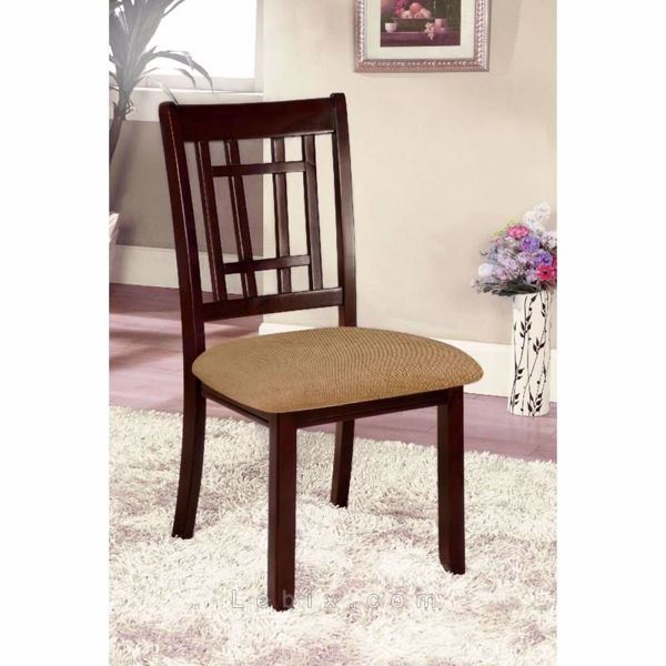 Furniture of America - Central Park I Side Chair