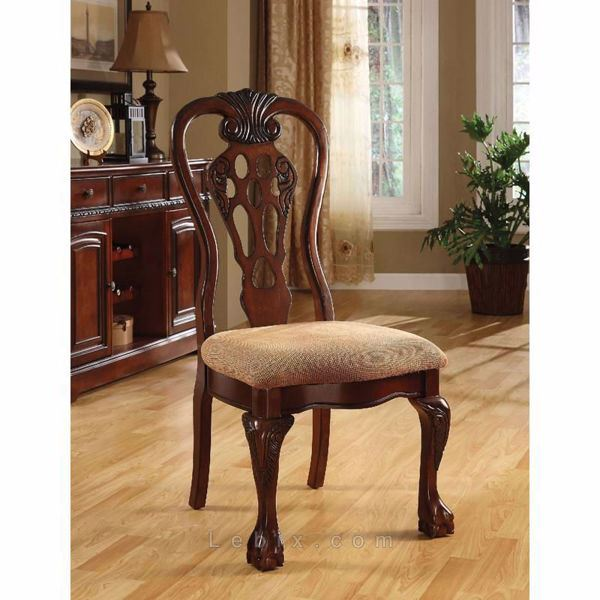 Furniture of America - Georgetown Side Chair