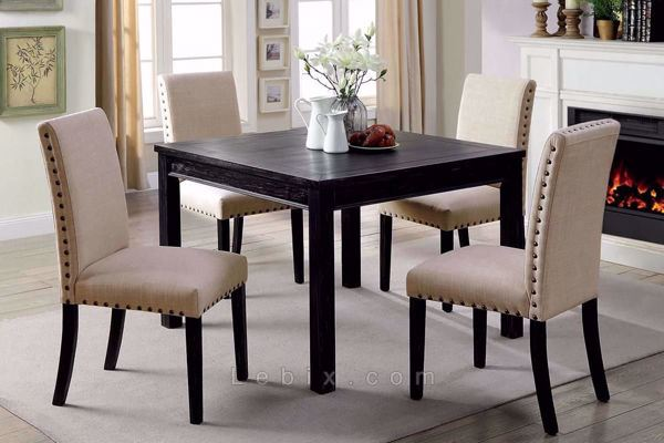 Furniture of America - Kristie Dining Table Set