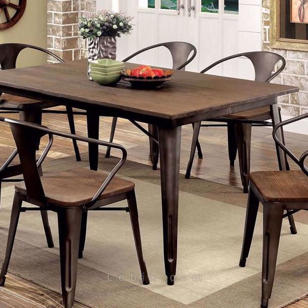 Furniture of America - Cooper I Dining Table