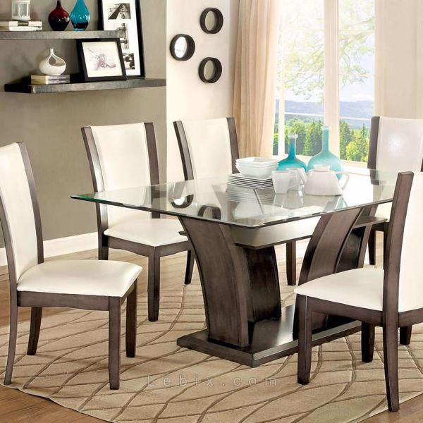 Furniture of America - Manhattan I Dining Table