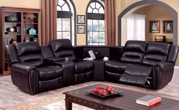 Furniture of America - Wales Sectional