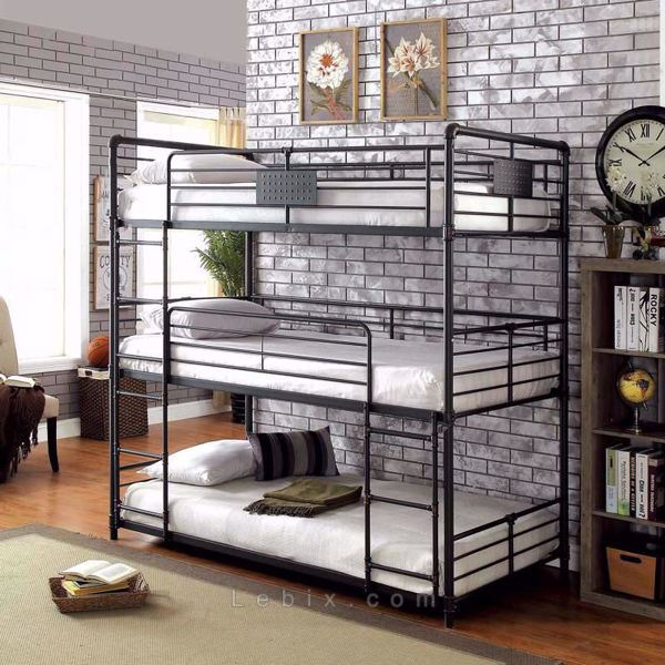 Furniture of America - Olga I Kids Bunk Bed