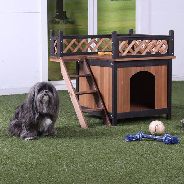 Furniture of America - Cresbard Pet House