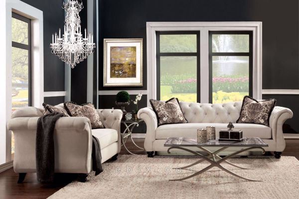 Furniture of America - Antoinette Living Room Set