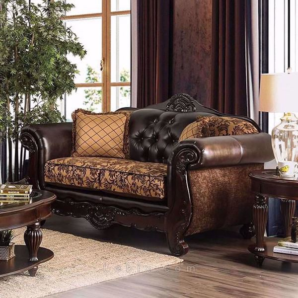 Furniture of America - Quirino Loveseat