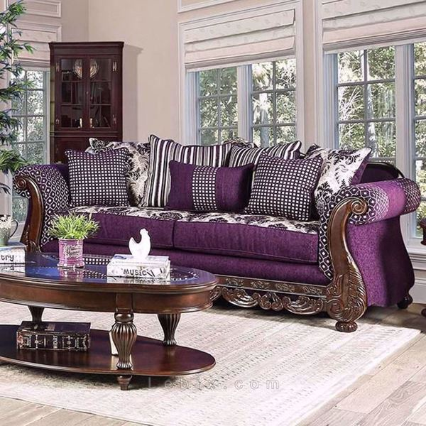 Furniture of America - Emilia Sofa