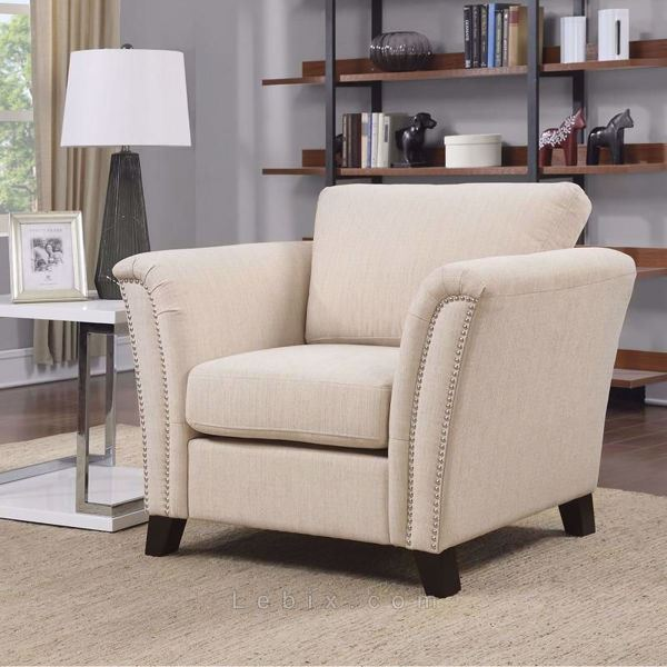 Furniture of America - Campbell Chair