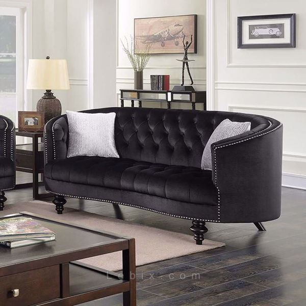 Furniture of America - Manuela Loveseat