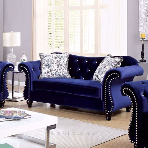 Furniture of America - Jolanda Loveseat