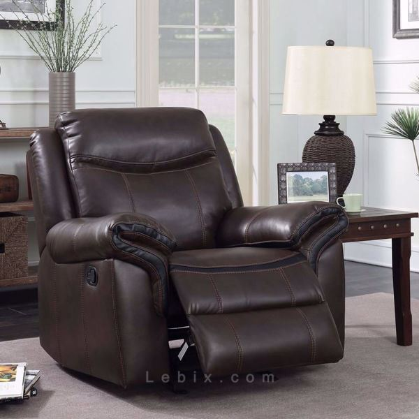 Furniture of America - Chenai Glider Recliner