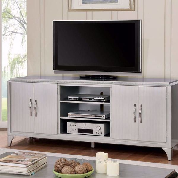 Furniture of America - Sade Tv Console
