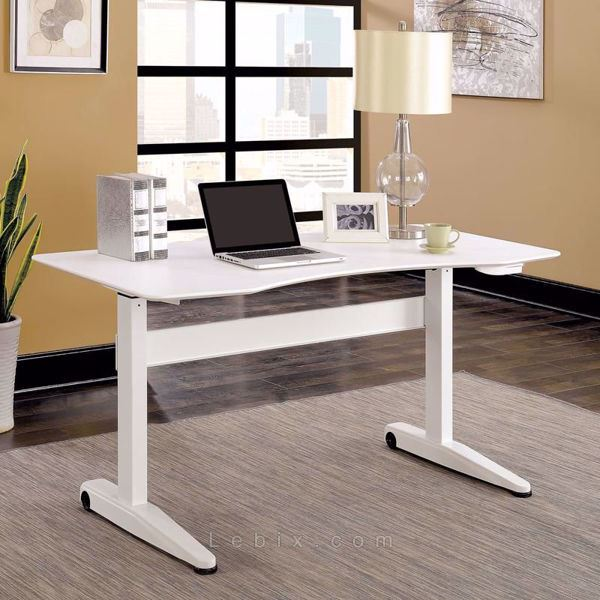 Furniture of America - Kilkee Adjustable Height Desk