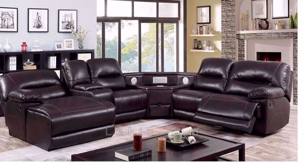 Furniture of America - Glasgow Sectional