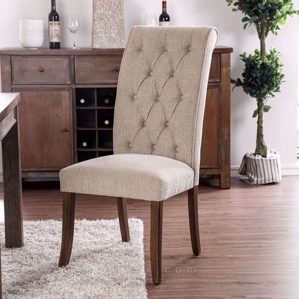 Furniture of America - Marshall Side Chair
