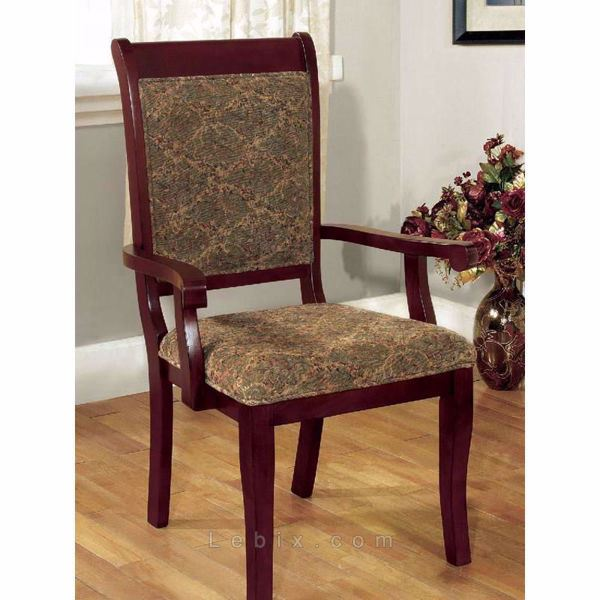 Furniture of America - St. Nicholas I Arm Chair