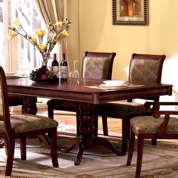 Furniture of America - St. Nicholas I Dining Table