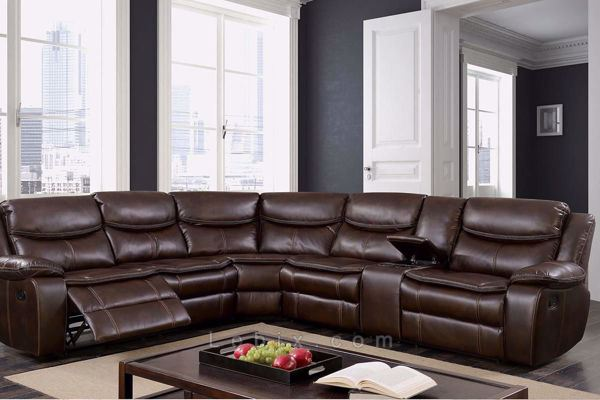 Furniture of America - Pollux Sectional