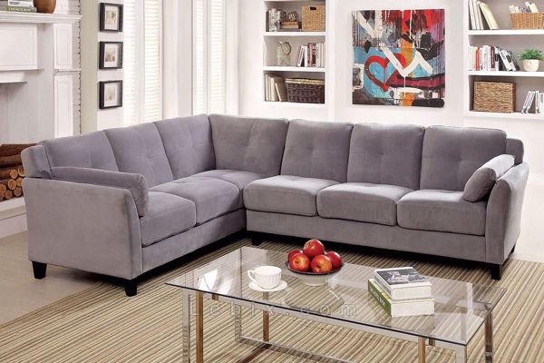 Furniture of America - Peever Ii Sectional