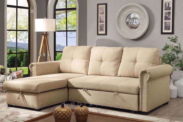 Furniture of America - Carter Sectional