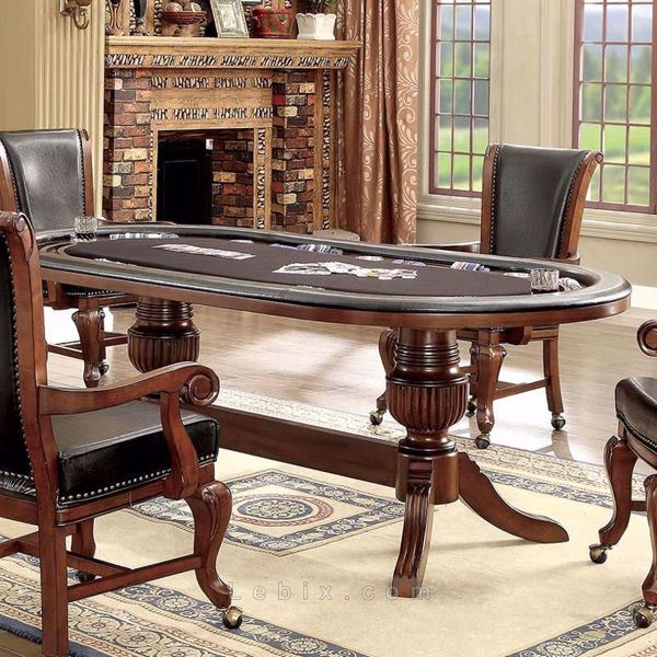 Furniture of America - Melina Game Table