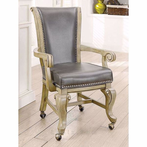 Furniture of America - Melina Game Arm Chair