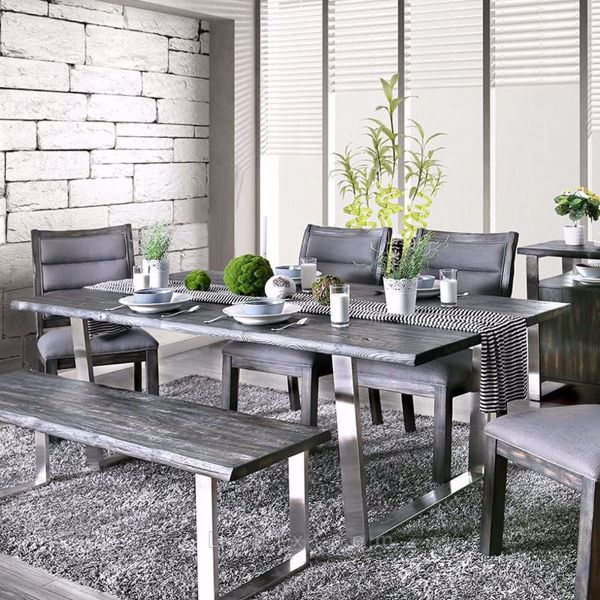 Furniture of America - Mandy Dining Table