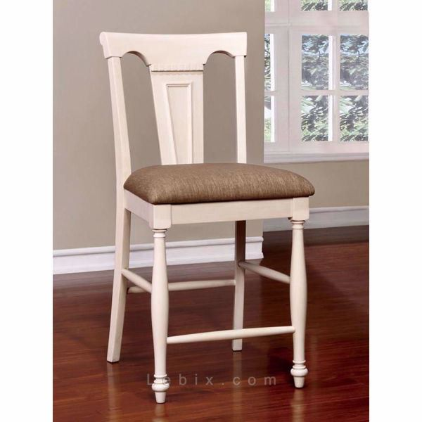 Furniture of America - Sabrina Counter Height Chair
