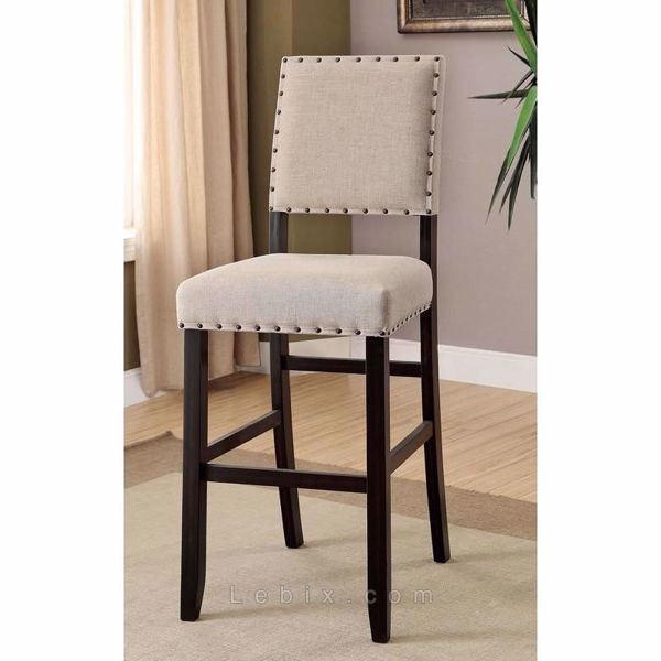 Furniture of America - Sania Ii Bar Chair