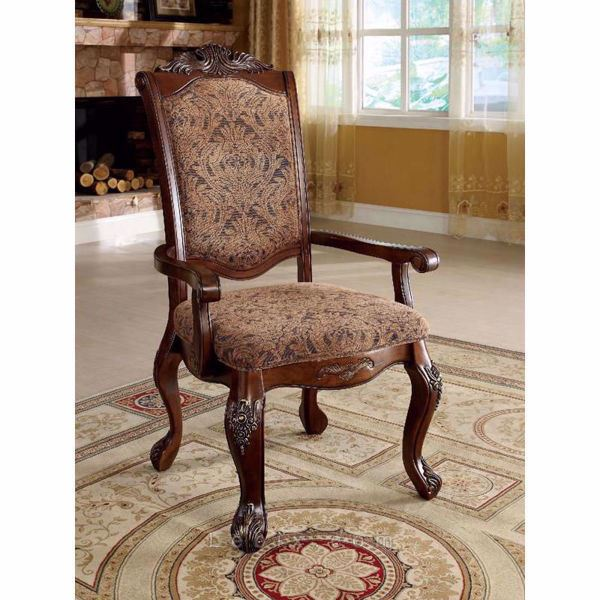 Furniture of America - Cromwell Arm Chair