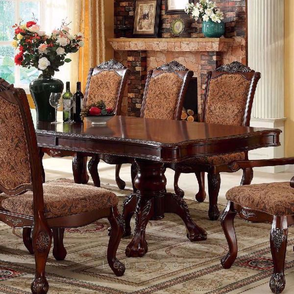 Furniture of America - Cromwell Formal Dining Table
