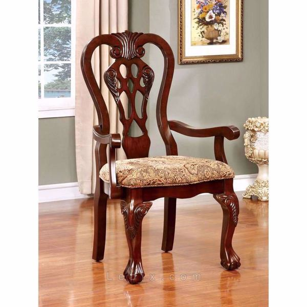 Furniture of America - Elana Arm Chair