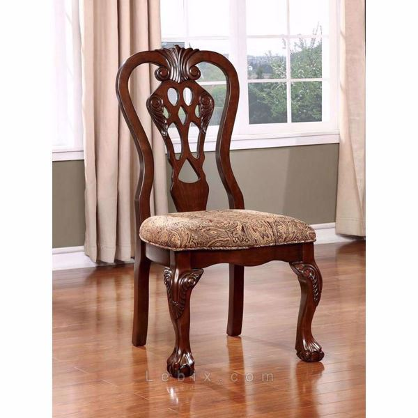 Furniture of America - Elana Side Chair
