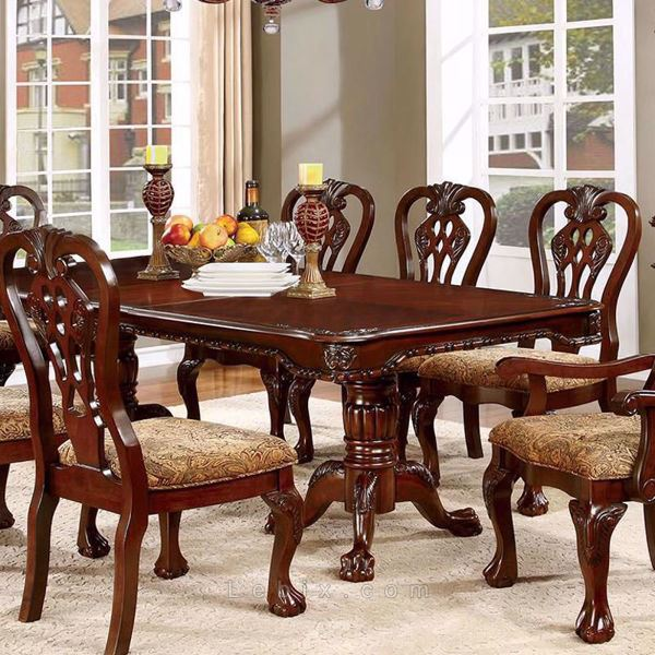 Furniture of America - Elana Dining Table