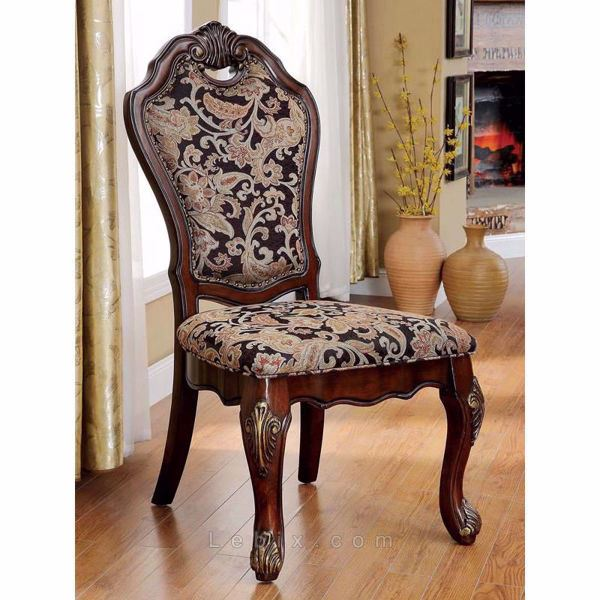 Furniture of America - Vicente Side Chair