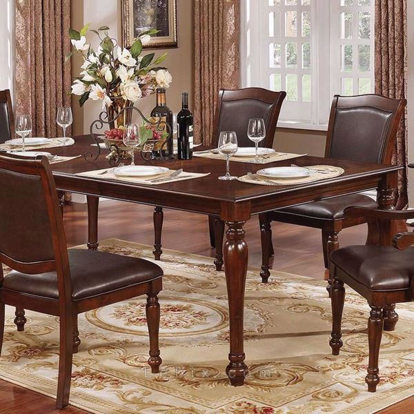 Furniture of America - Sylvana Dining Table