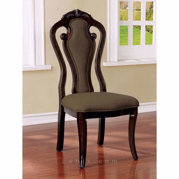 Furniture of America - Rosalina Side Chair