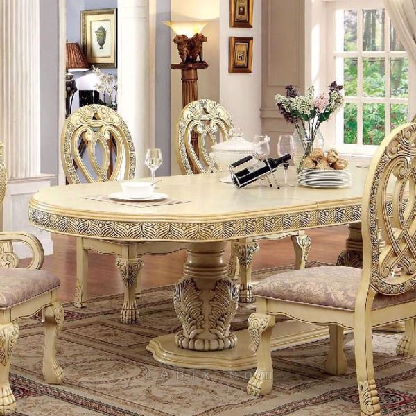 Furniture of America - Wyndmere Dining Table