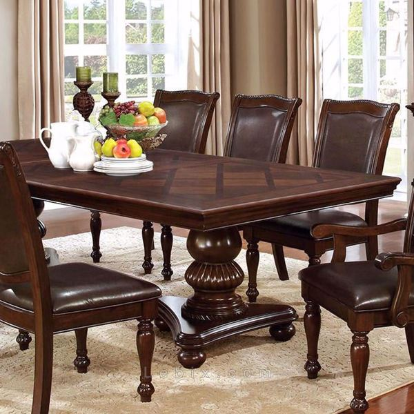 Furniture of America - Alpena Dining Table