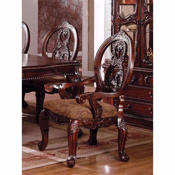 Furniture of America - Tuscany Ii Arm Chair