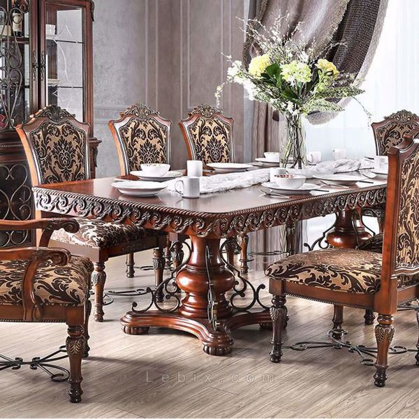 Furniture of America - Lucie Dining Table