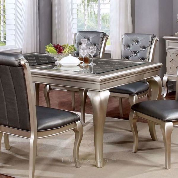 Furniture of America - Amina Dining Table