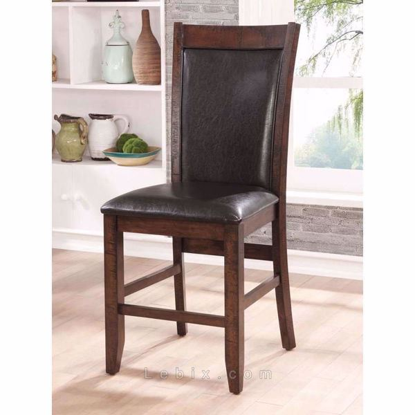 Furniture of America - Meagan Ii Counter Height Chair