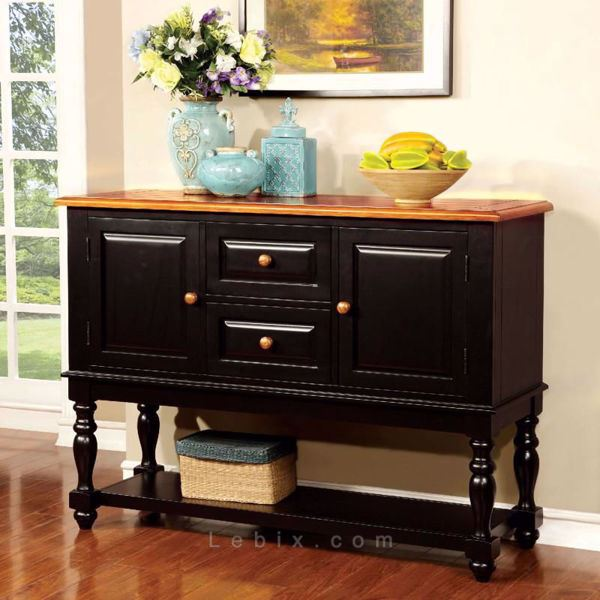 Furniture of America - Mayville Buffet Server