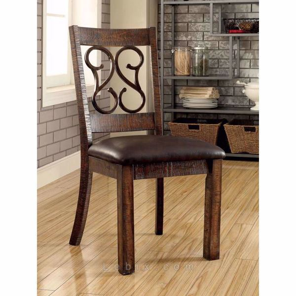 Furniture of America - Paulina Side Chair