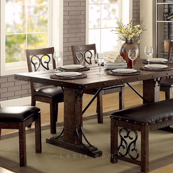 Furniture of America - Paulina Dining Table