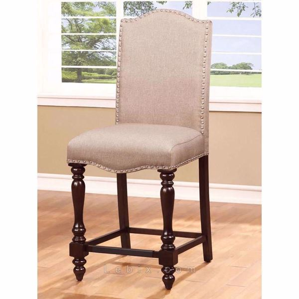 Furniture of America - Hurdsfield Counter Height Chair