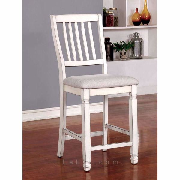 Furniture of America - Kaliyah Counter Height Chair