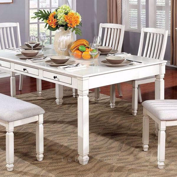 Furniture of America - Kaliyah Dining Table