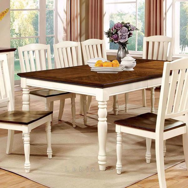 Furniture of America - Harrisburg Dining Table
